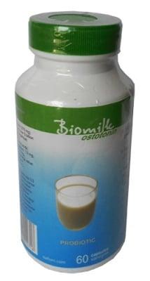 Biomilk Ostotonin 60 capsules / Биомилк Остотонин 60 капсули
