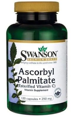 Swanson Ascorbyl palmitate 250 mg 120 capsules / Суонсън Аскорбил палмитат 250 мг. 120 капсули