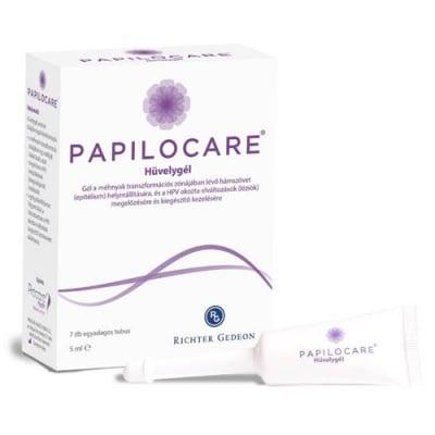 Papilocare vaginal gel 7 pcs. x 5 ml / Папилокер вагинален гел 7 броя x 5 мл.