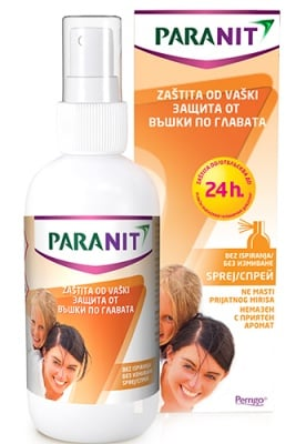 Paranit protective spray 100 ml. / Паранит протекшън спрей 100 мл.