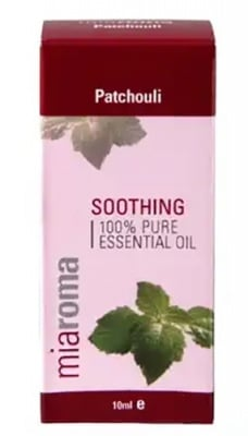 Patchouli essential oil 10 ml. MIAROMA / Етерично масло от Пачули 10 мл. MIAROMA
