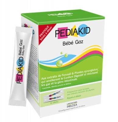 Pediakid Baby gas 12 sachets / Педиакид Бебе газ 12 сашета
