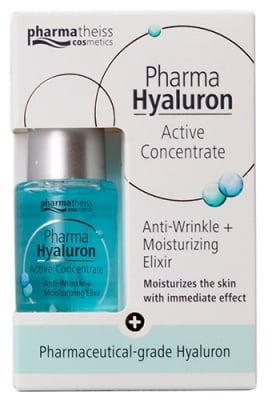 Pharma Hyaluron moisturizing concentrate 13 ml. / Фарма Хиалурон хидратиращ концентрат 13 мл.