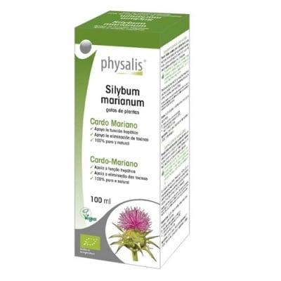 Physalis Silybum marianumtincture 100 ml. / Физалис Бял трън тинктура 100 мл.