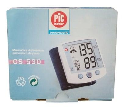Digital device for measuring blood pressure PIC CS 530 / Електронен апарат за кръвно налягане PIC CS 530