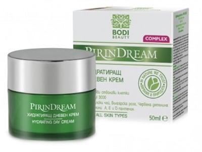 Pirin dream complex hydrating day cream 50 ml. / Пирин дрийм комплекс Супер хидратиращ дневен крем 50 мл.