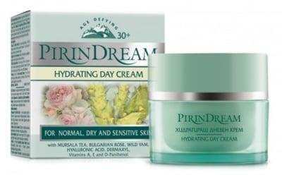 Pirin dream hydrating day cream 50 ml. / Пирин дрийм хидратиращ дневен крем 50 мл.