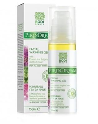 Pirin dream complex facial washing gel 150 ml. / Пирин дрийм комплекс Измиващ гел за лице 150 мл.