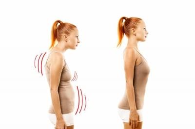 Подобрете стойката си с тези лесни упражнения