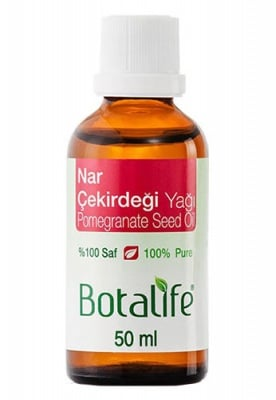 Botalife pomegranate seed oil 50 ml. / Боталайф Масло от семена на Нар 50 мл.
