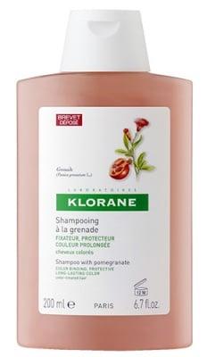 Klorane shampoo with pomegranate 200 ml / Клоран Шампоан с Нар за боядисана коса 200 мл.