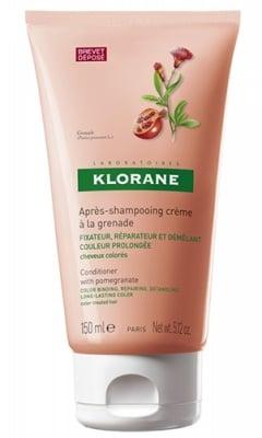 Klorane conditioner with pomegranate 200 ml. / Клоран Балсам с екстракт от Нар за боядисана коса 200  мл.