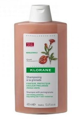Klorane shampoo with pomegranate 400 ml / Клоран Шампоан с Нар за боядисана коса 400 мл.