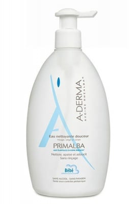 A-Derma Primalba Baby gentle cleansing water 500 ml / А-Дерма Прималба Бебе нежна почистваща вода 500 мл.