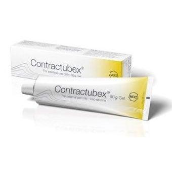 Contactubex / Контрактубекс гел 20 g, Гел: 20 g