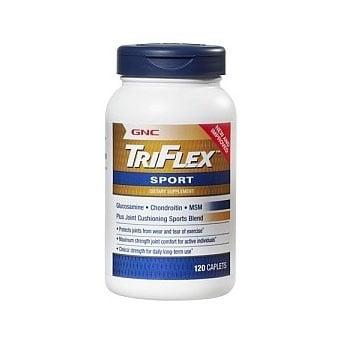 GNC TriFlex Sport / ТриФлекс Спорт, Брой таблетки: 120