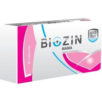 Biozin Mama / Биозин Мама, Брой таблетки: 30