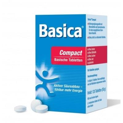 Basica compact 120 tablets / Базика компакт 120 таблетки