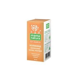 DHU Colikind / Коликинд, Капки: 20 ml