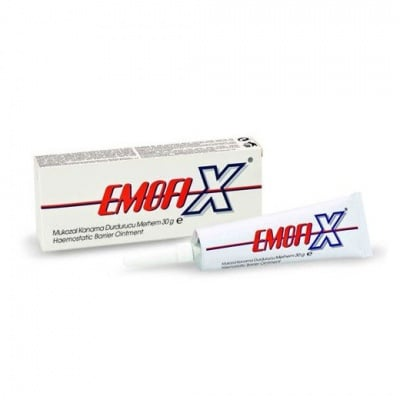 Emofix / Емофикс маз за кръвоспиране, Унгвент: 30 g