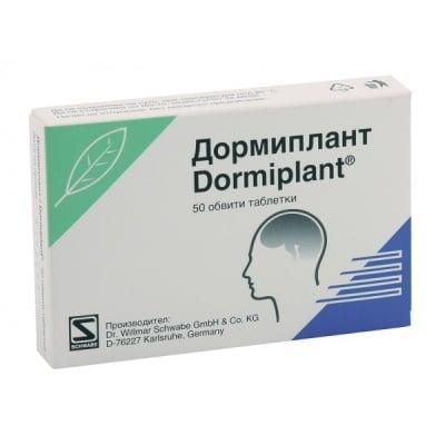Dormiplant / Дормиплант табл., Брой таблетки: 50