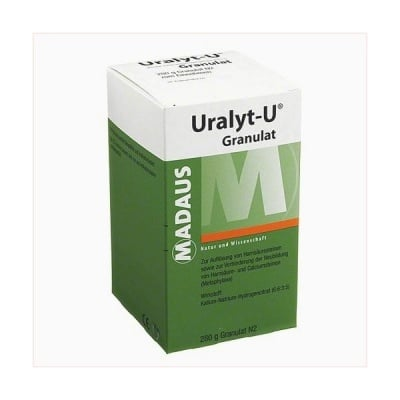 Uralit-U / Уралит-У , Гранули: 280 g