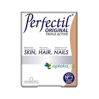 Perfectil Skin, Hair and Nails 30 tablets Vitabiotics / Перфектил Коса, Кожа и Нокти 30 таблетки Витабиотикс