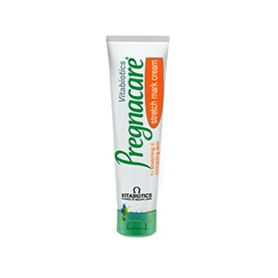 Pregnacare stretch cream 100 ml. Vitabiotics / Прегнакеър крем против стрии 100 мл. Витабиотикс