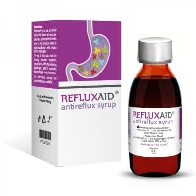 Refluxaid syrup 250 ml / Рефлуксейд сироп 250 мл.