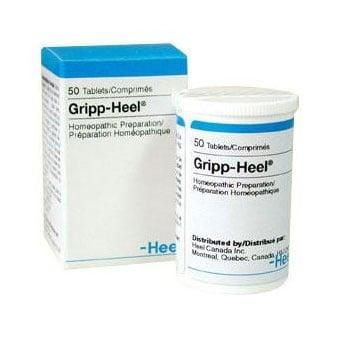 Gripp-Heel / Грип-Хил , Брой таблетки: 50