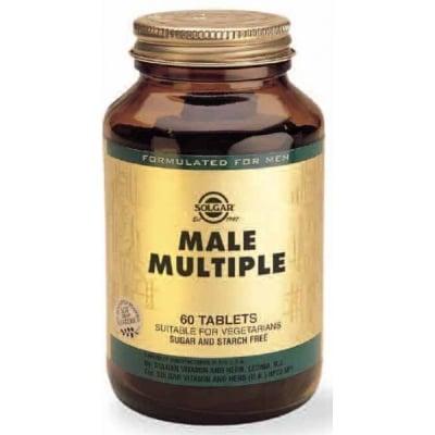 Solgar Мултивитамини за мъже, Брой таблетки: 60