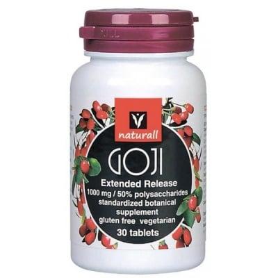 Goji / Годжи (Лиций), Брой таблетки: 30