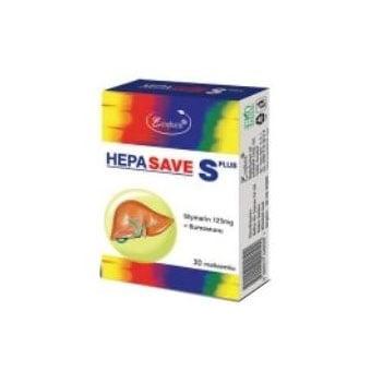 Hepasave S Plus / Хепасейв S Плюс табл., Брой таблетки: 30
