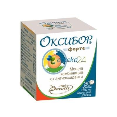 Oxybor Forte 30 capsules / Оксибор Форте 30 капсули