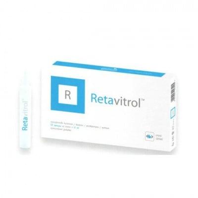 Retavitrol / Ретавитрол, Брой ампули: 10