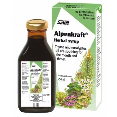 Floradix Alpenkraft / Флорадикс Алпенкрафт, Сироп: 250 ml