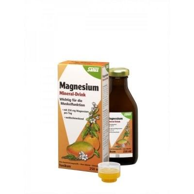 Floradix Магнезий, Сироп: 250 ml