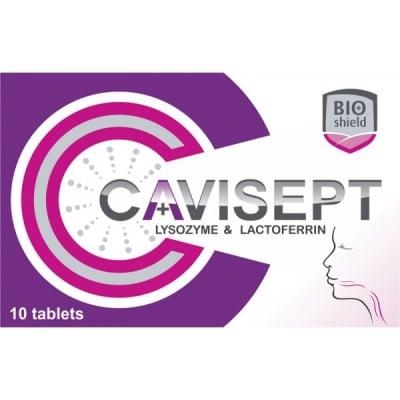 Cavisept / Кависепт, Брой таблетки: 10