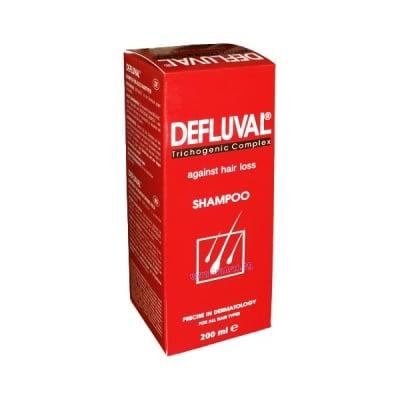 Defluval shampoo / Дефлувал шампоан