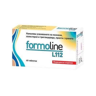 Formoline L112 / Формолайн Л112 , Брой таблетки: 60