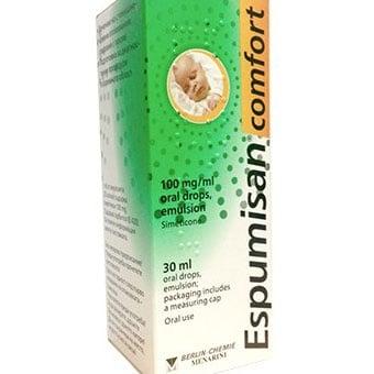 Espumisan Comfort / Еспумизан Комфорт капки, Капки: 30 ml