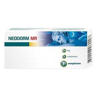 Neodorm MR / Неодорм МР, Брой таблетки: 10