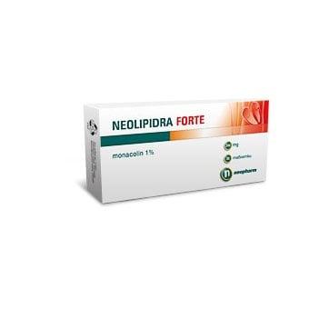 Neolipidra Forte / Неолипидра Форте, Брой таблетки: 30