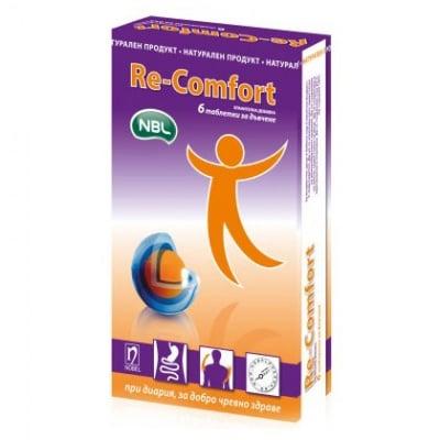 Re-Comfort / Ре-Комфорт, Брой таблетки: 6