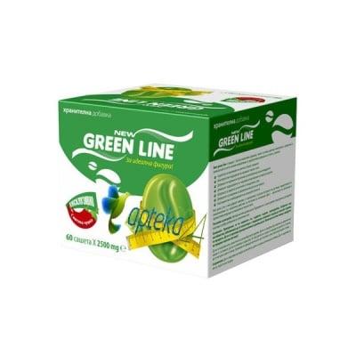 Green Line 60 saches / Грийн Лайн 60 сашета