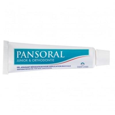 Pansoral / Пансорал за деца и юноши, Гел: 15 ml
