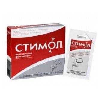 Stimol / Стимол сашета сироп, Сашетa: 18