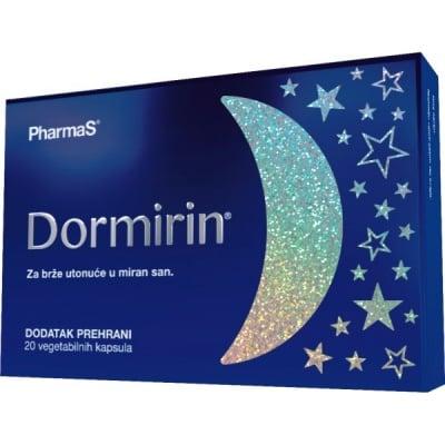 Dormirin / Дормирин, Брой капсули: 10