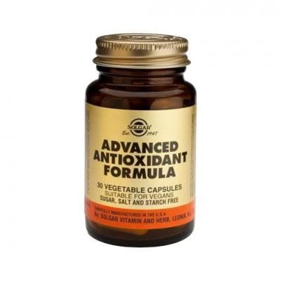 Solgar Антиоксидантна формула, Брой капсули: 30