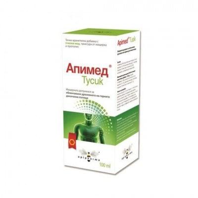 Apimed Tusik / Апимед Тусик, Сироп: 100 ml